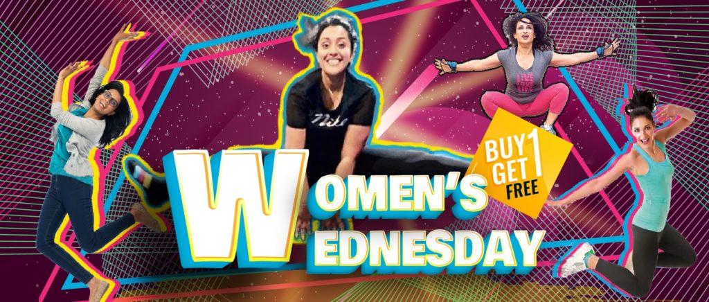 Bounce Womens Wednesday